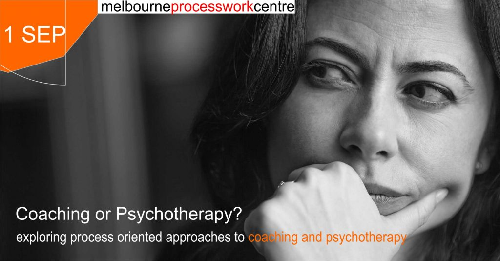 Coaching or Psychotherapy1